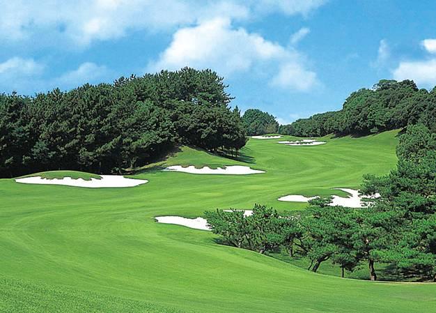 画像: 葛城ゴルフ倶楽部 山名コース15番