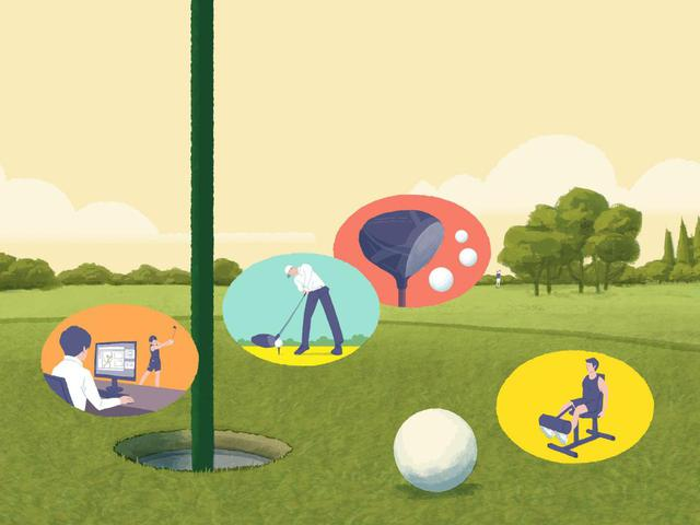 画像: 【通勤GD】Dr.クォンの反力打法 Vol.56 350ヤード時代を切り拓いた4つの要因とは? ゴルフダイジェストWEB