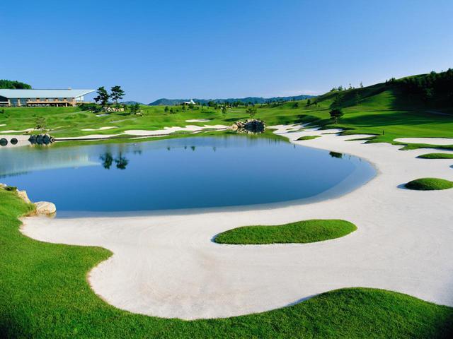 画像1: かさぎゴルフ倶楽部