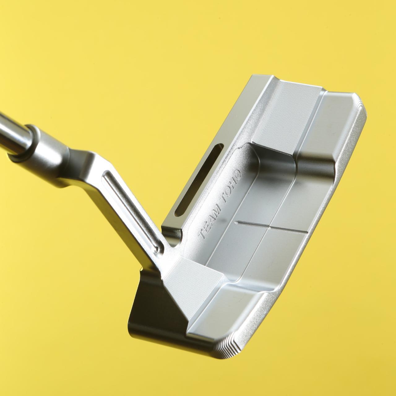 画像: TEAM TOHO  オリジナルパター-ゴルフダイジェスト公式通販サイト「ゴルフポケット」