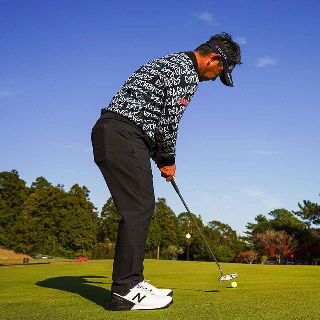 画像5: 【高速グリーン】ベテラン藤田寛之プロに聞く 「小さく打ち抜くパッティング」
