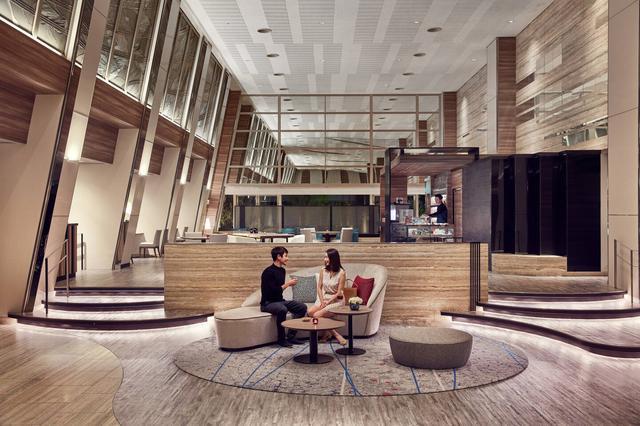 画像3: 【F-11884/滋賀】琵琶湖畔に佇むアーバンリゾート琵琶湖マリオットホテルで優雅に過ごす休日2日間1プレー
