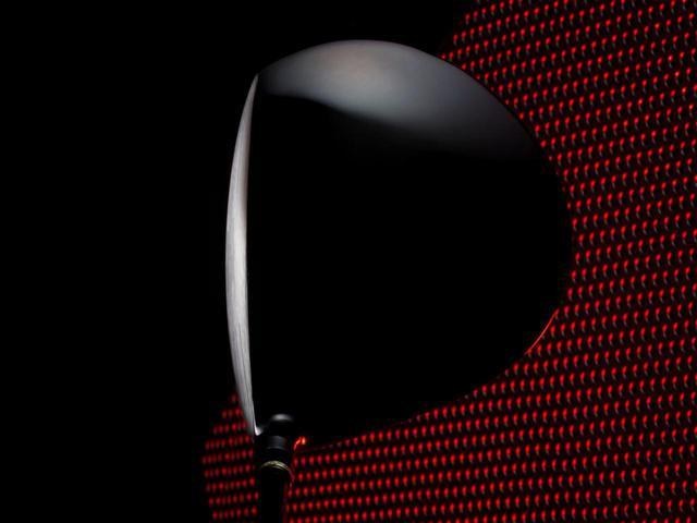画像: 多くのゴルファーが違和感なく構えられるオーソドックスなヘッド形状