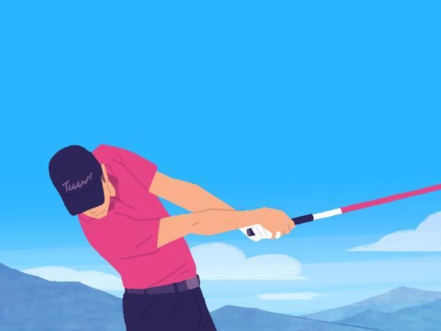 画像: 【通勤GD】Dr.クォンの反力打法 Vol.59 右肩は下がっていい ゴルフダイジェストWEB