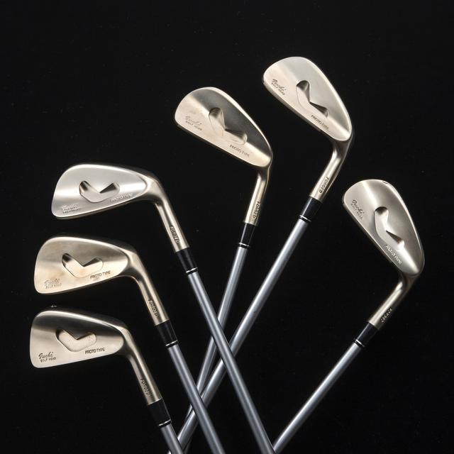 画像: 井内ゴルフヘッド工業 Vキャビティアイアンセット-ゴルフダイジェスト公式通販サイト「ゴルフポケット」