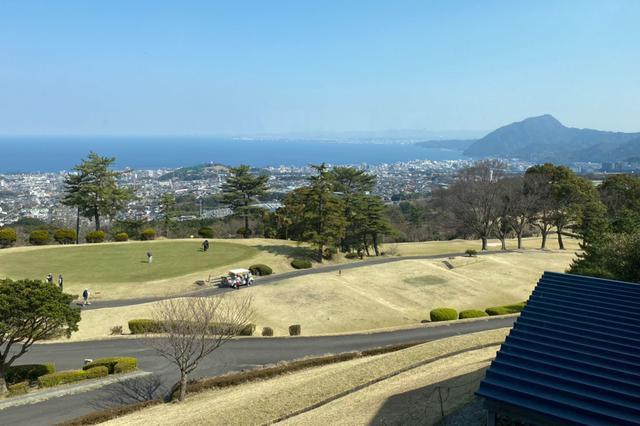 画像: 別府扇山ゴルフ倶楽部 別府湾を見下ろす景色は忘れない