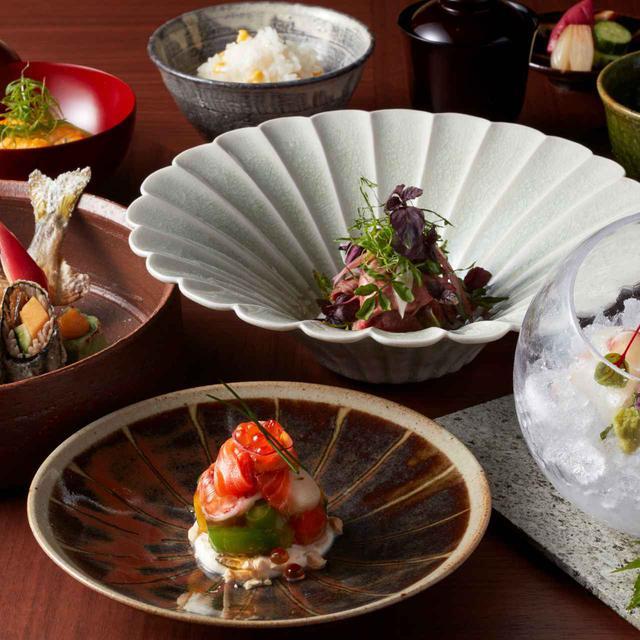 画像: 日本料理 BY ザ・リッツ・カールトン日光日本食 会席