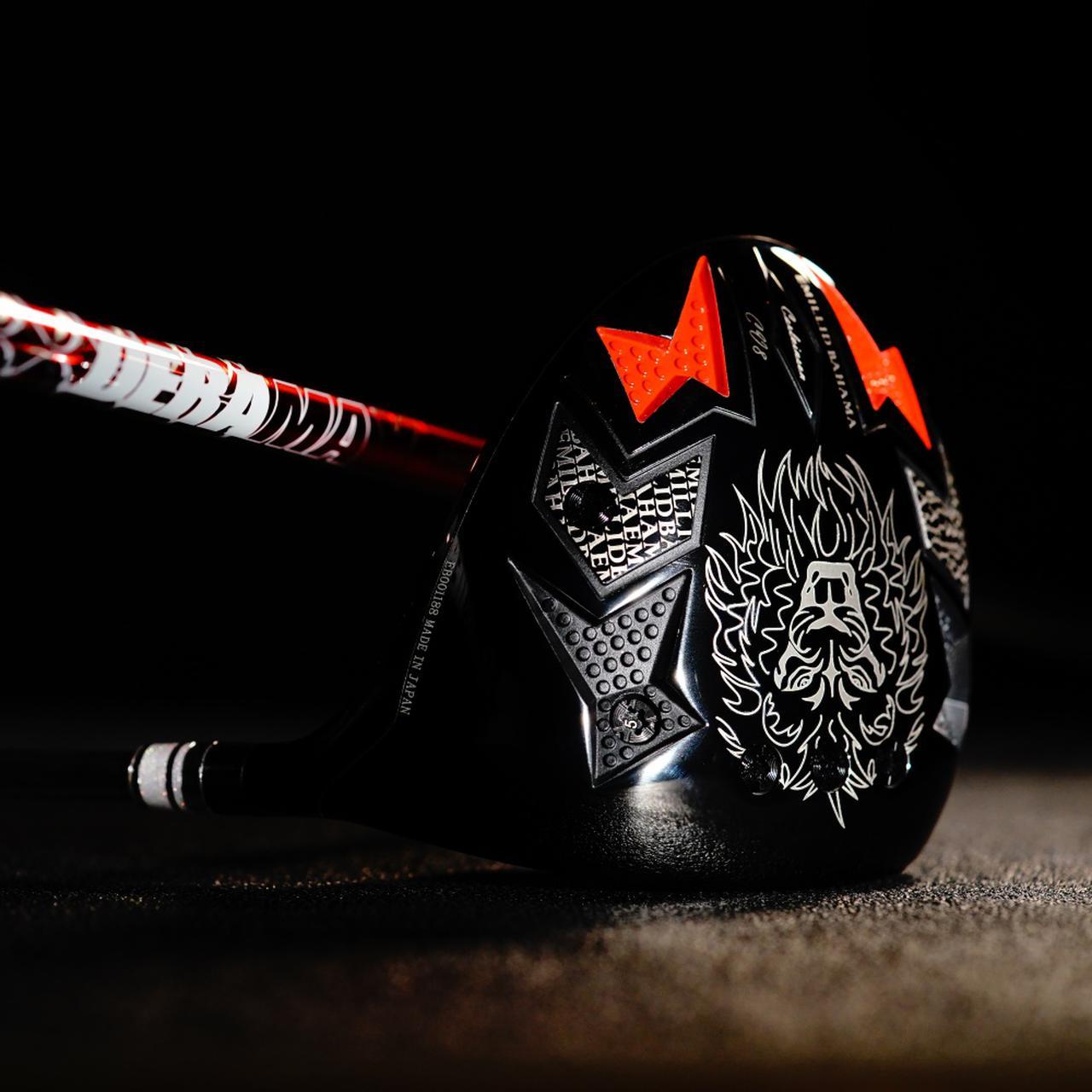 画像: 【楽天市場】【ぶっ飛びドライバー】カールヴィンソン赤デラカスタム:ゴルフポケット楽天市場店
