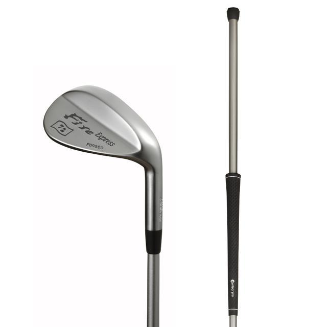 画像: 【アプローチミスを減らす】コンポジットテクノ ファイア―エクスプレス72 -1(ワンアンダー)|ゴルフダイジェスト公式通販サイト「ゴルフポケット」