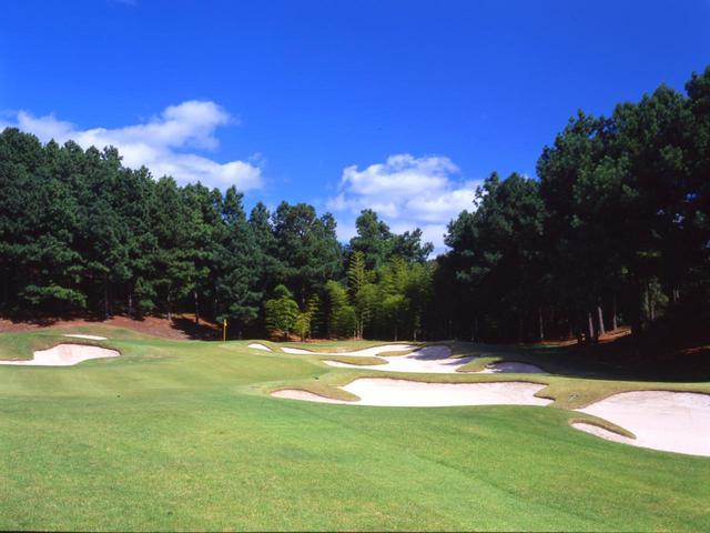 画像: 六甲国際ゴルフ倶楽部 東コース17番ホール