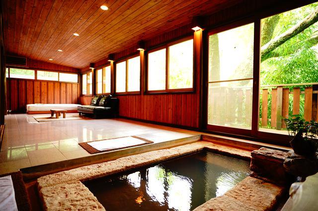 画像: 日本で初めて誕生した元祖・露天風呂付客室
