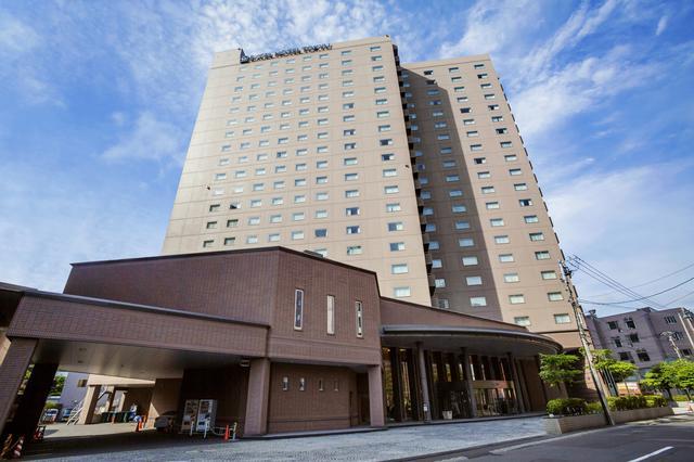 画像: 札幌エクセルホテル東急 外観