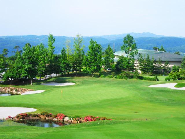 画像1: たけべの森ゴルフ俱楽部