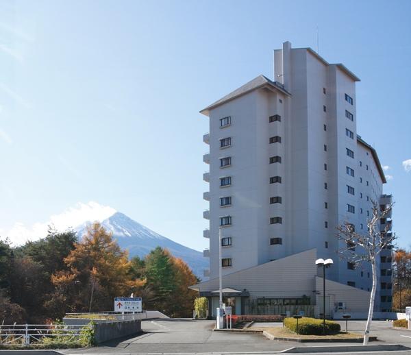 画像: ホテル全景