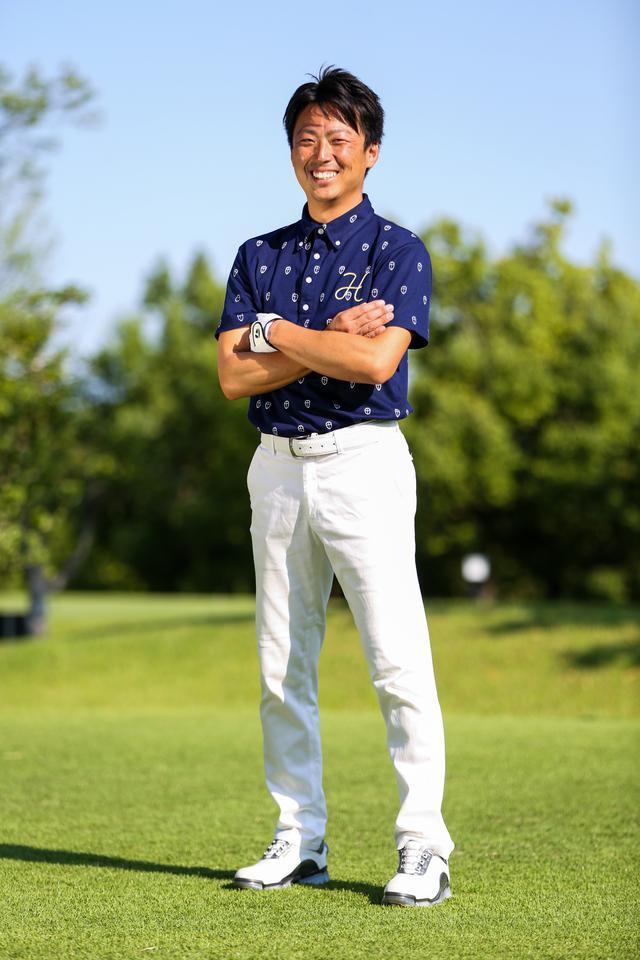 画像: 1976年岐阜県出身、166センチ。 PGAティーチングプロ。
