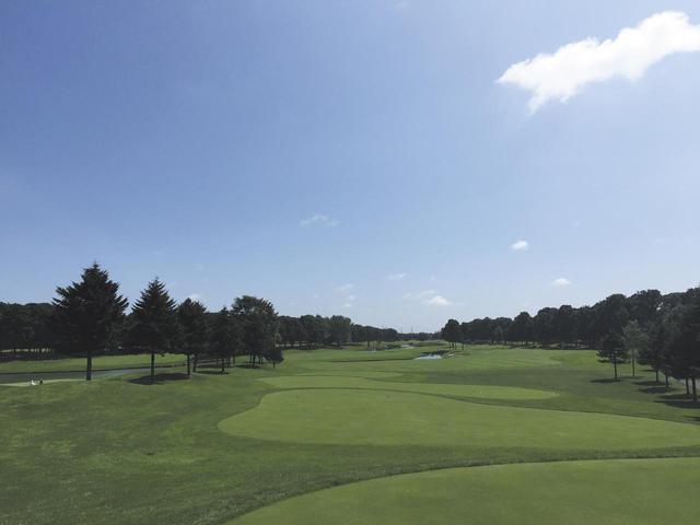 画像: ジャック・ニクラス設計の北海道クラシックゴルフクラブ