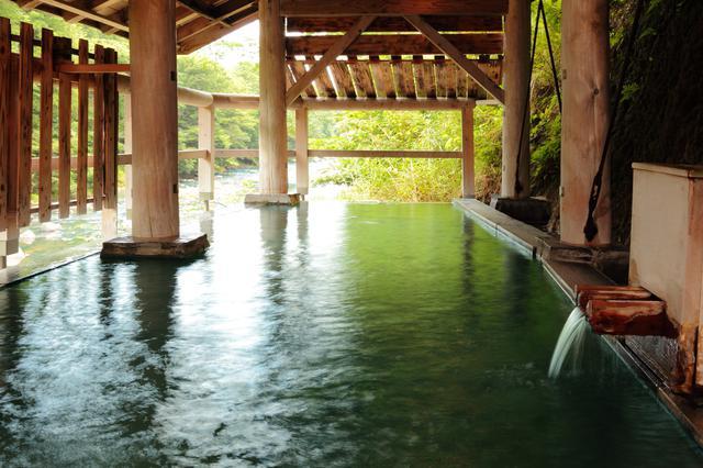 画像: 河原の湯