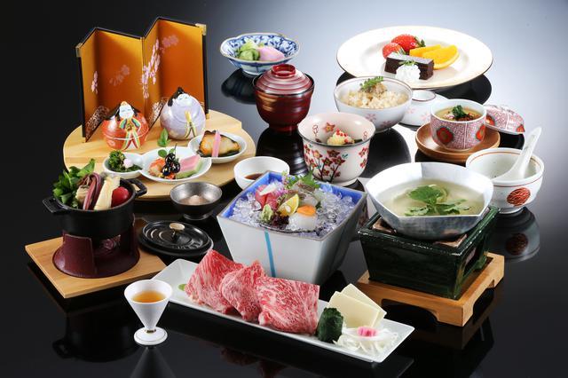 画像: 会席料理(イメージ)
