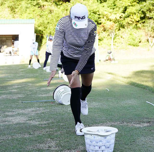 画像: 「ボールなしでもやってます」 シブコもやっているトレーニング