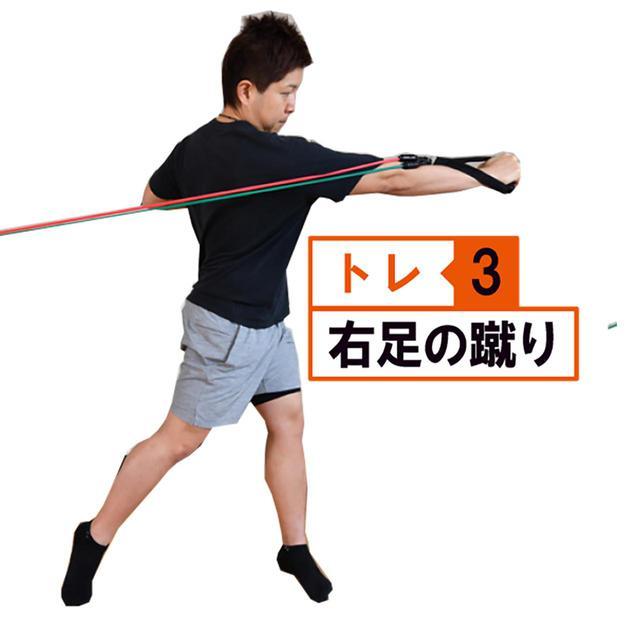 画像6: 【筋トレ】お家時間で飛距離アップ! しぶこ専属斎藤トレーナーが、あと10ヤード飛ばせるフィットネス器具を商品化
