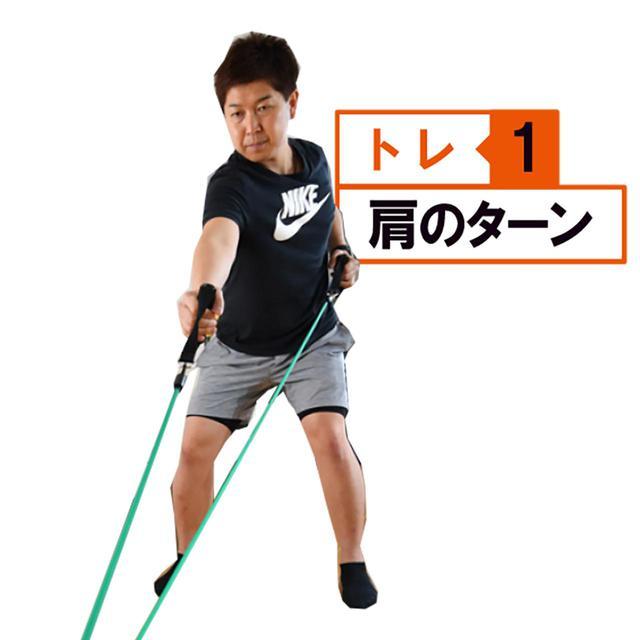 画像2: 【筋トレ】お家時間で飛距離アップ! しぶこ専属斎藤トレーナーが、あと10ヤード飛ばせるフィットネス器具を商品化