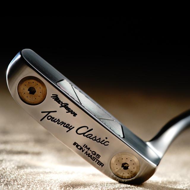 画像: 【あの日の憧れが、いま武器になる!】ターニークラシック IM-G5 パター|ゴルフダイジェスト公式通販サイト「ゴルフポケット」