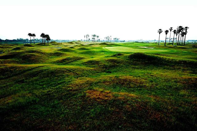 画像2: 日本初の本格的リンクスコース「JFE瀬戸内海ゴルフ倶楽部」