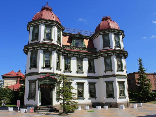 画像: 旧弘前市立図書館