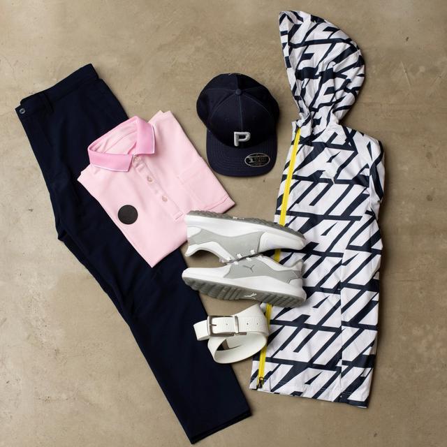 画像1: ゴルフ女子が選んだ「男性に着て欲しいゴルフウェア」PUMAトータルコーデセット|ゴルフダイジェスト公式通販サイト「ゴルフポケット」