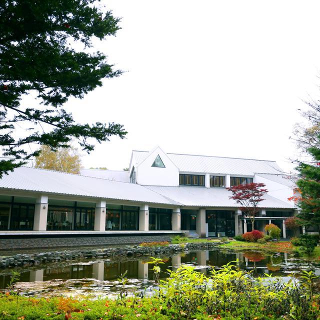 画像: 御前水ゴルフ倶楽部クラブハウス