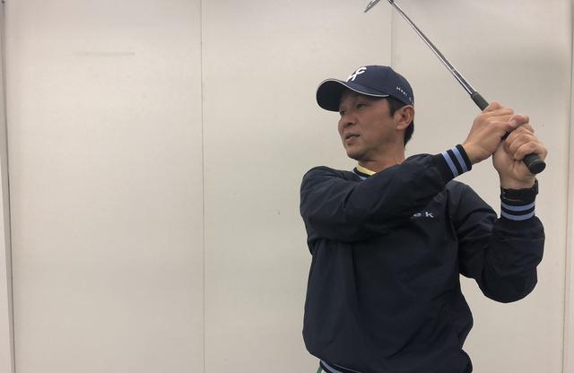 画像: 横田英治 1971年広島生まれ。スウィング研究に余念がない月刊ゴルフダイジェストでもお馴染みのティーチングプロ。