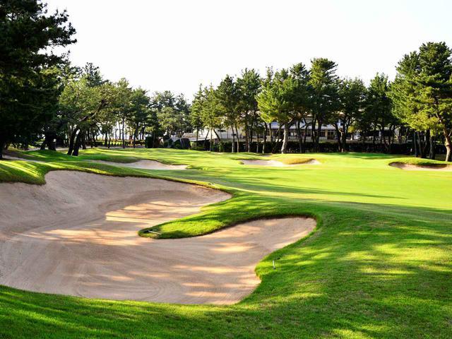 画像1: 【F-12172/山口・福岡】上田治設計の「下関ゴルフ倶楽部」&「門司ゴルフ倶楽部」3日間2プレー