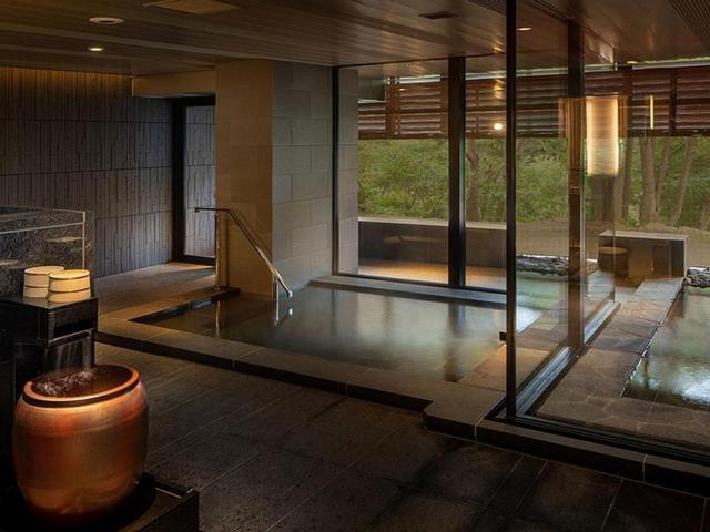 画像: 天然温泉