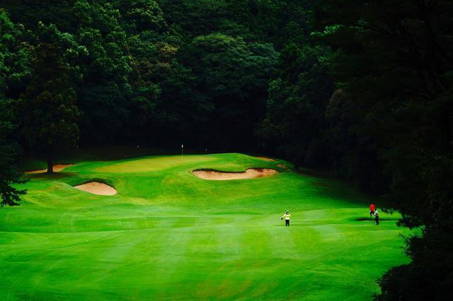 画像6: 【F-12172/山口・福岡】上田治設計の「下関ゴルフ倶楽部」&「門司ゴルフ倶楽部」3日間2プレー