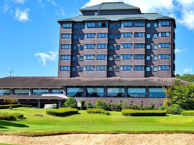 画像: 併設のホテル