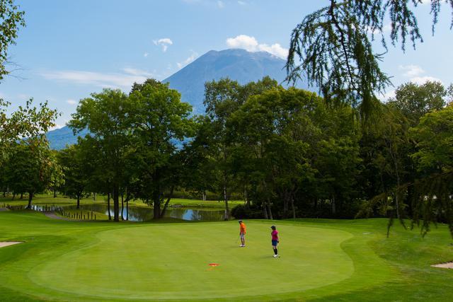 画像1: ニセコビレッジゴルフコース