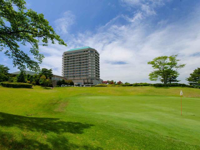 画像: 仙台ヒルズホテルを併設。泊まりでのプレーも快適!