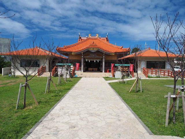 画像: 宮古神社