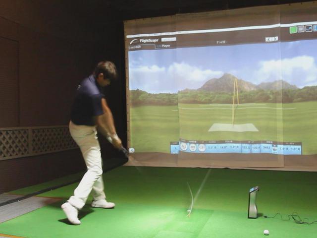 画像: みんなのゴルフダイジェスト・中村修プロが試打