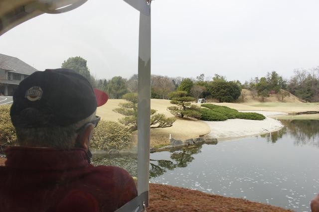 画像: コース内は日本庭園のような美しさ
