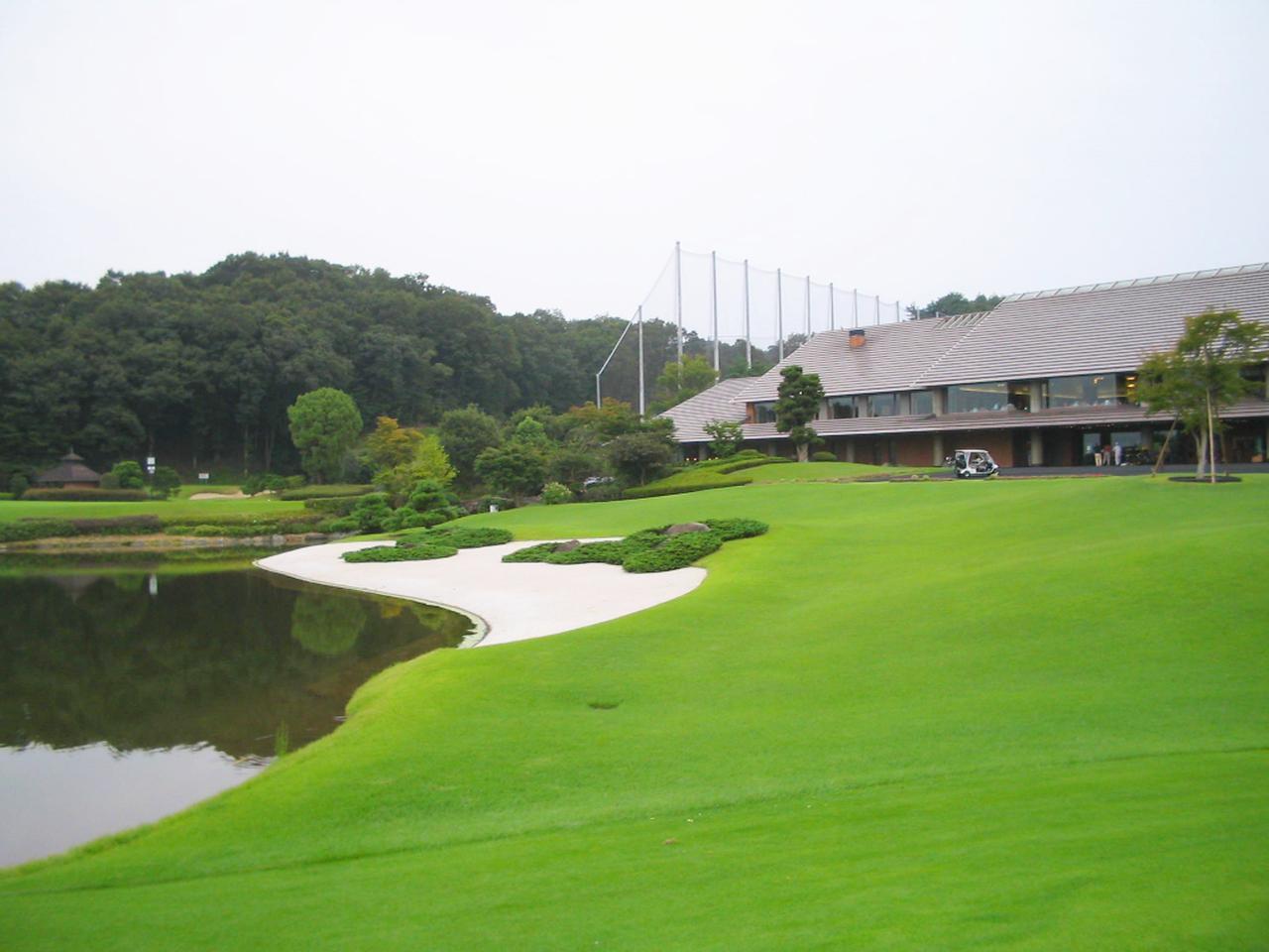 画像: 清澄ゴルフ倶楽部(埼玉県)
