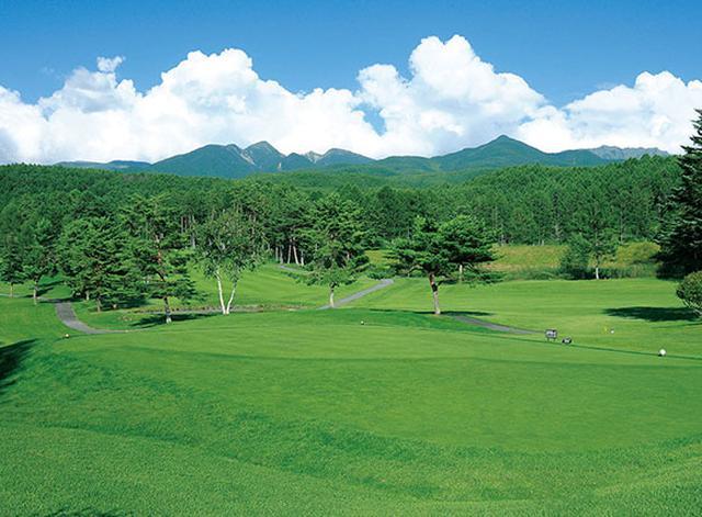 画像: 鹿島南蓼科ゴルフコース