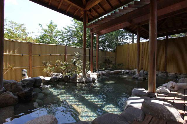 画像: 美肌の湯 岩露天風呂