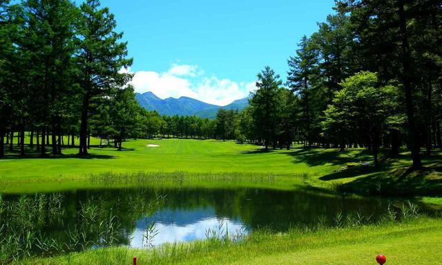画像: 三井の森蓼科ゴルフ倶楽部