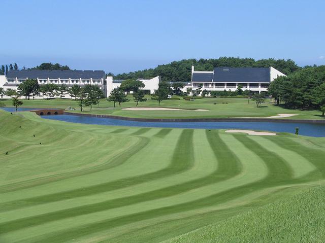 画像: 中条ゴルフ倶楽部