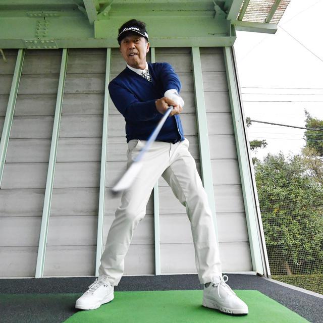 画像: 【素振りで飛距離アップ】奥田流 スロー&ファスト ホイッスルスティック|ゴルフダイジェスト公式通販サイト「ゴルフポケット」