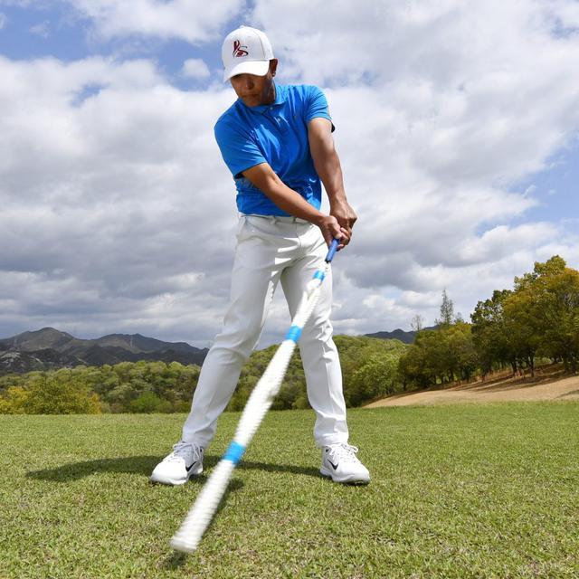 画像: 【素振りで飛距離アップ】LPロープ(吉田ロープ)|ゴルフダイジェスト公式通販サイト「ゴルフポケット」
