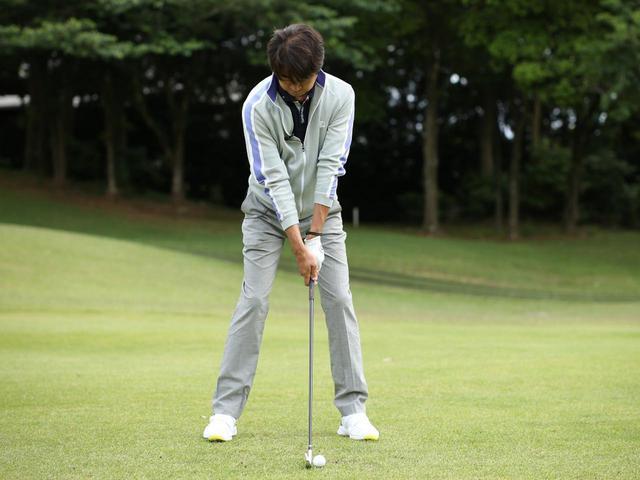 画像: 試打はみんなのゴルフダイジェスト・中村修プロ