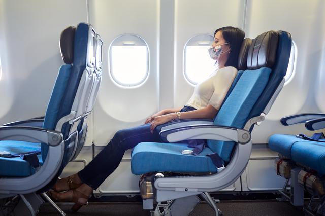 画像: ハワイアン航空のエクストラ・コンフォート座席がおすすめ!