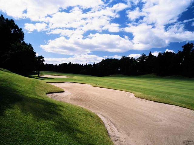 画像: 六甲国際ゴルフ倶楽部 東コース1番ホール